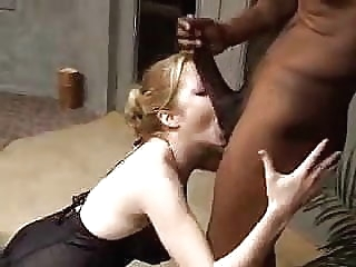 Hubby Watches Blonde Wife Get Fucked By Black Cock milf wife bbc