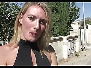 Hardcore sex with french whore amateur anal blonde