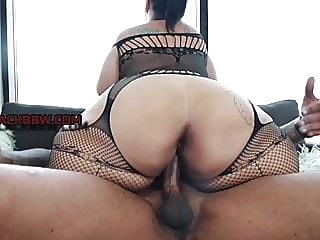 BIG BUTT BBW MILF STRAWBERRY DELIGHT amateur bbw mature