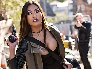 Polly Pons & Danny D in Banged Behind Bars - BRAZZERS asian big tits fetish