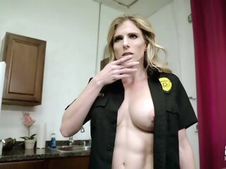 Cops & Robbers anal big tits blonde