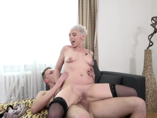Kathy Lifeless blonde hd mature