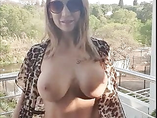 how wife on balcony amateur cumshot hd videos