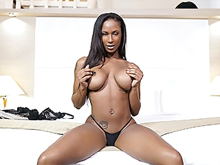 Sarai Minx in Sexual Power Hour - TeenyBlack big ass big tits cumshot