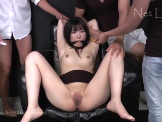 N1182 Yuka Yazawa asian bdsm brunette