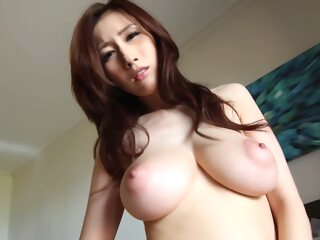 Julia Kyoka - Magnificent Japanese asian big tits hd