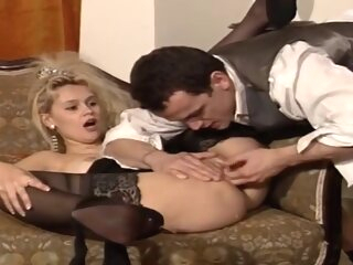 Valentine Demy - Excellent Porn Dusting Fruit Fantastic Show anal big tits blonde
